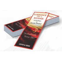 printed bookmarks