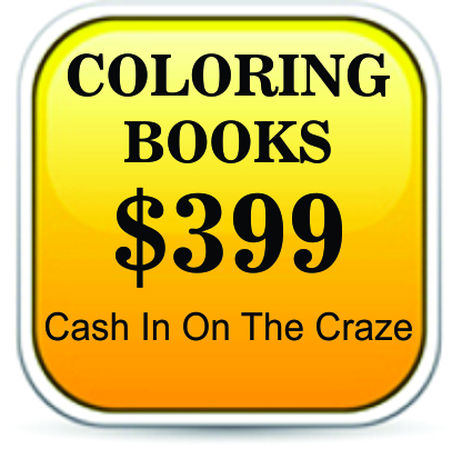 coloring book publishing