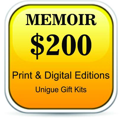 memoir gift kits
