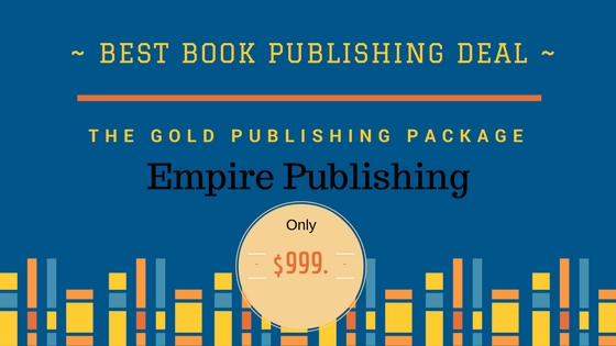 The Best Publishing Package Available Anywhere